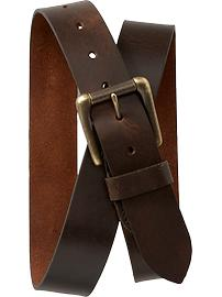 Men's Brown Belts