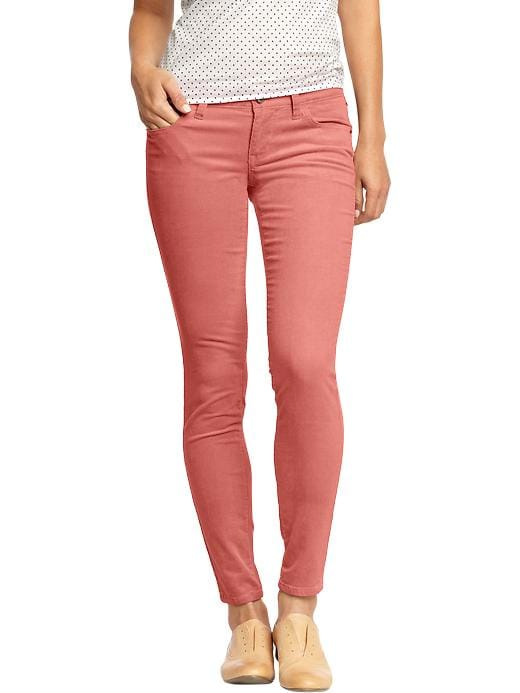 Old Navy Womens Pop Color Rockstar Cords