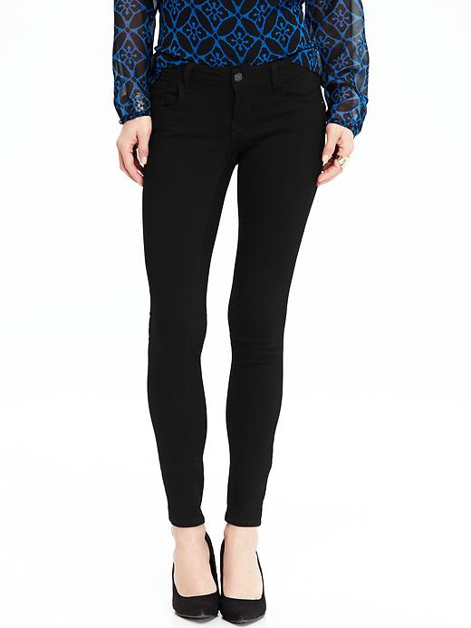 Old Navy Womens The Rock Star Super Skinny Jeans