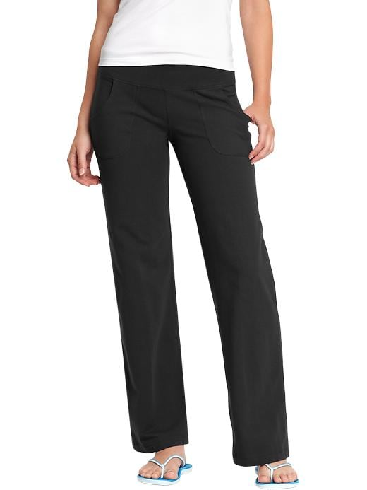 Old Navy Womens Wide Leg Active Pants