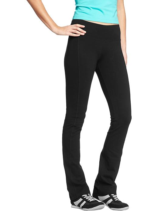 Old Navy Womens Boot Cut Yoga Pants