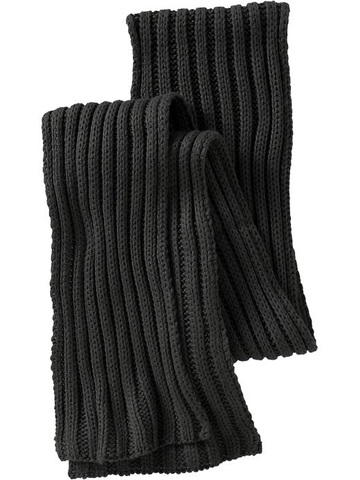 Old Navy Mens Cable Knit Scarves