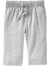 Sueded-Jersey Pants for Baby