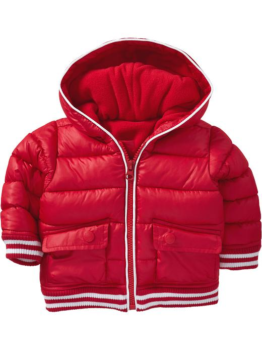Old Navy Frost Free Hooded Jackets For Baby