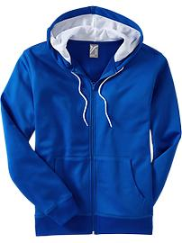 Men's Active by Old Navy Tricot-Fleece Hoodies