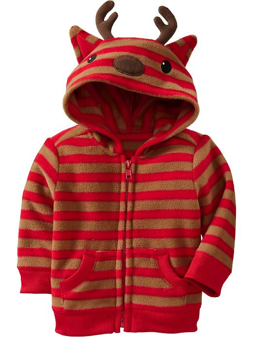 Old Navy Performance Fleece Critter Hoodies For Baby