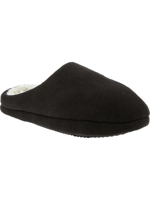 Old Navy Mens Performance Fleece Slippers