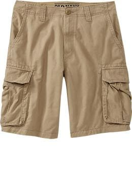 "Sale alerts for Banana Republic Men's Broken-In Cargo Shorts (10"") - Covvet"