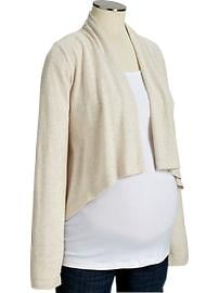 Maternity Softest Cropped Cardis