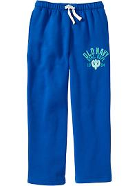 Boys Logo-Fleece Pants