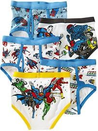 Boys Underoos&#174 Brief 5-Packs