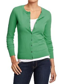 Main product image: Women's Button-Front Stretch Cardis