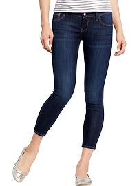 Women's The Rockstar Cropped Jeans