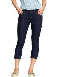 "Women's The Flirt Skinny Denim Capris (22"")"