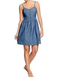 Women's Fit-and-Flare Sundresses