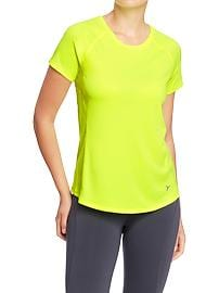 Women's Active by Old Navy Mesh Tops