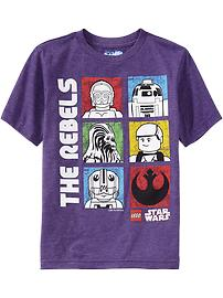 Boys Star Wars&#153 LEGO&#174 Tees