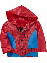 Superhero Raincoats for Baby
