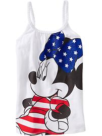 Girls Disney&#169 Minnie Mouse Tanks