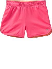 Girls Active by Old Navy Reversible-Mesh Shorts