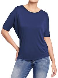 Women's Dolman-Sleeve Tees