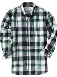 Men's Everyday Classic Regular-Fit Shirts