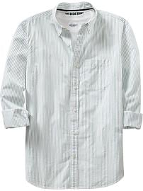 Men's Everyday Classic Slim-Fit Shirts