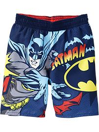 Licensed Character Swim Trunks for Baby