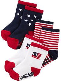 Sock 3-Packs for Baby