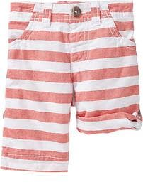 Roll-Up Shorts for Baby