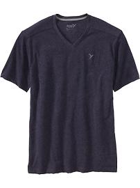 Men's Active by Old Navy GoDRY V-Neck Tees