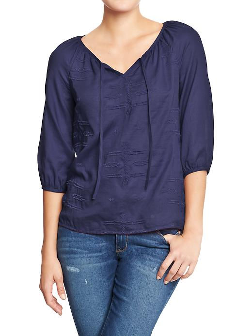 Old Navy Womens Boho Tops - Into the deep