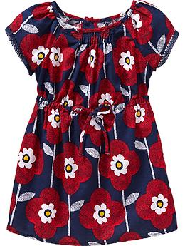 Sale alerts for Banana Republic Poplin Tie-Waist Dresses for Baby - Covvet