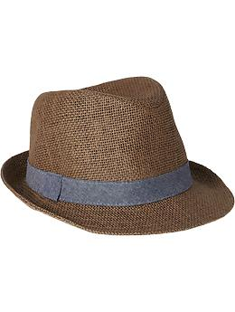 Sale alerts for Banana Republic Boys Straw Fedoras - Covvet