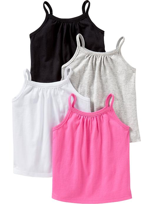 Cami Four-Packs for Toddler | Old Navy
