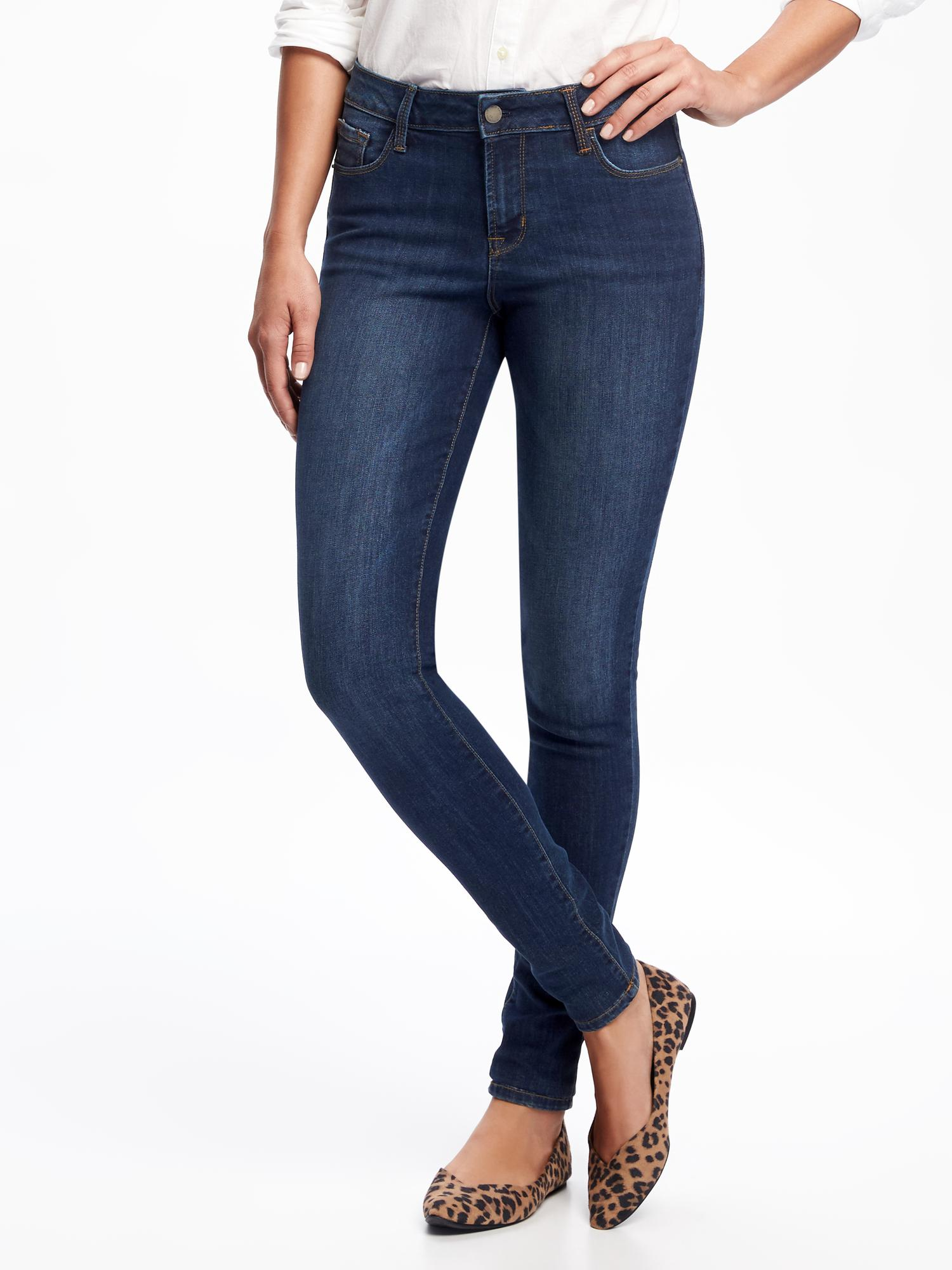 2755281026a Mid-Rise Rockstar Super Skinny Jeans for Women