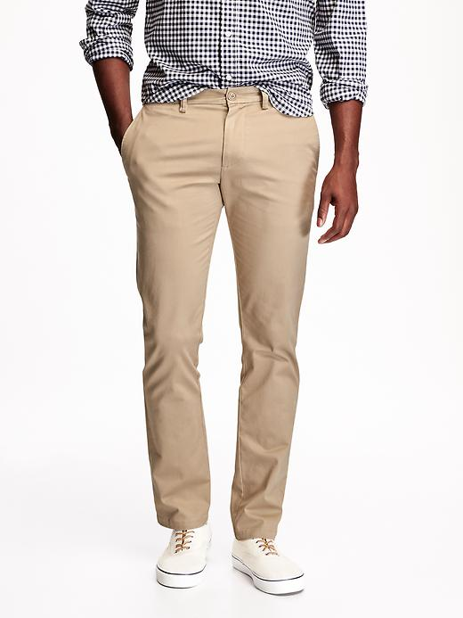 Old Navy Men's Slim Ultimate Built-In Flex Chinos