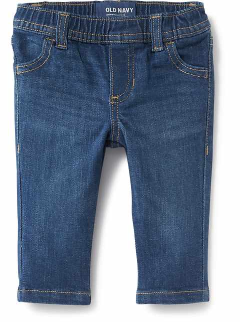 Pull-On Skinny Jeans for Baby