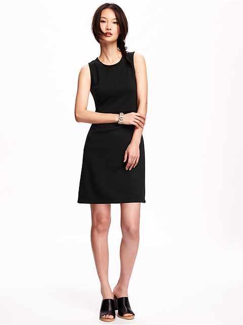 Sleeveless Sheath Dress for Women