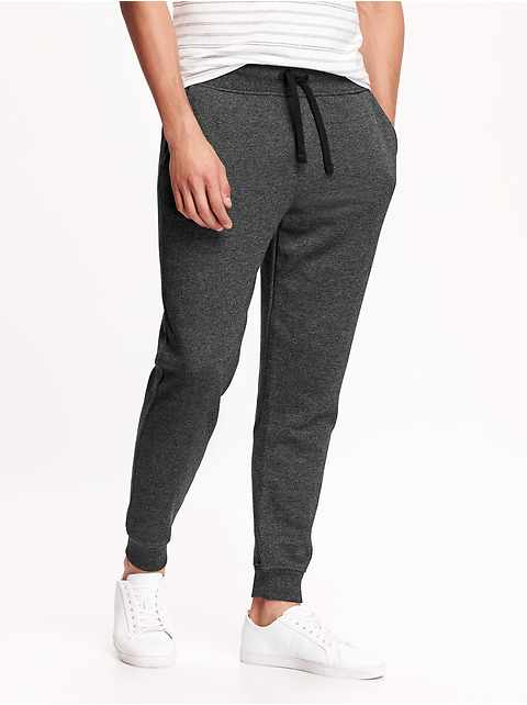 Tapered Street Joggers for Men