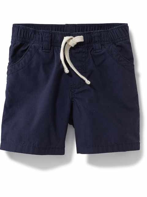 Canvas Shorts for Boys