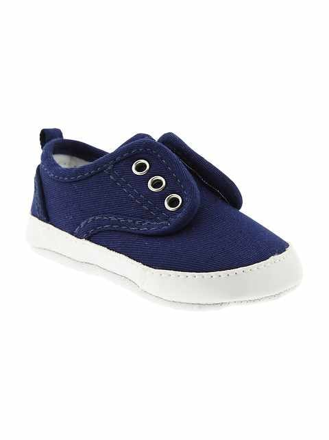 Soft-Sole Sneakers for Baby