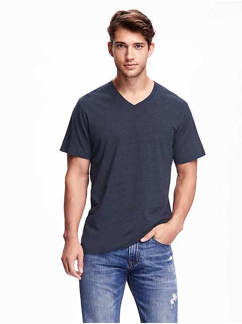 fec029b1e8fe Soft-Washed V-Neck Tee for Men