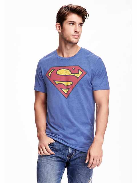 Men's DC Comics™ Superhero Tees