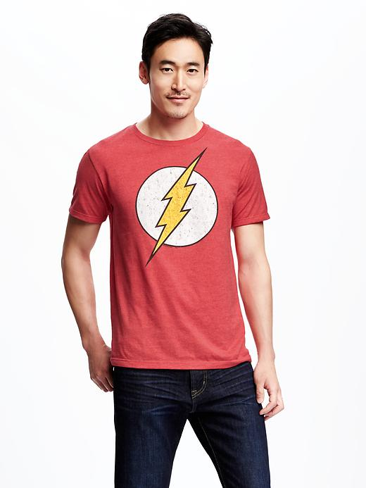 Dc Comics™ The Flash Tee For Men by Old Navy