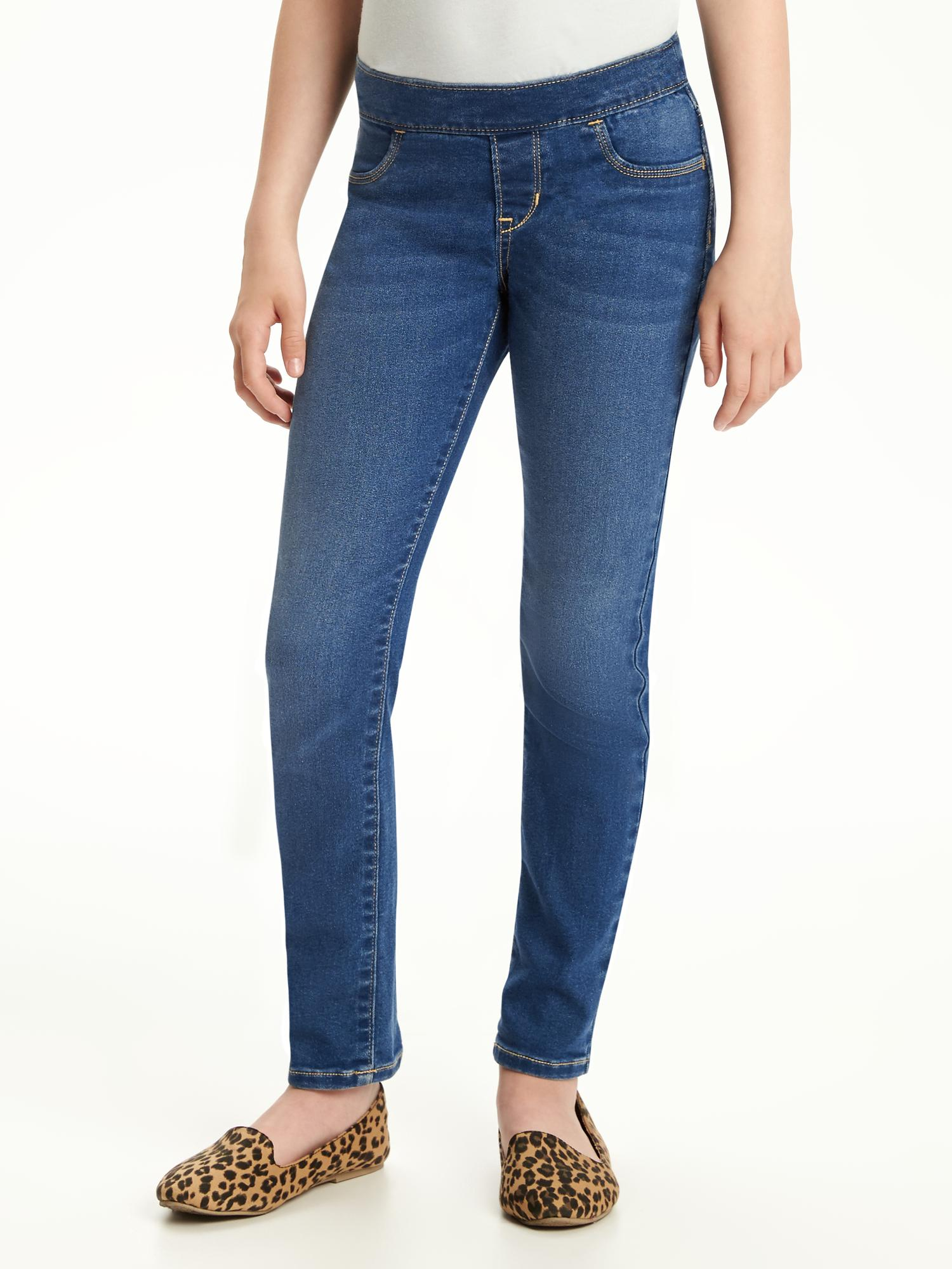 Pull-On Skinny Jeans for Girls | Old Navy