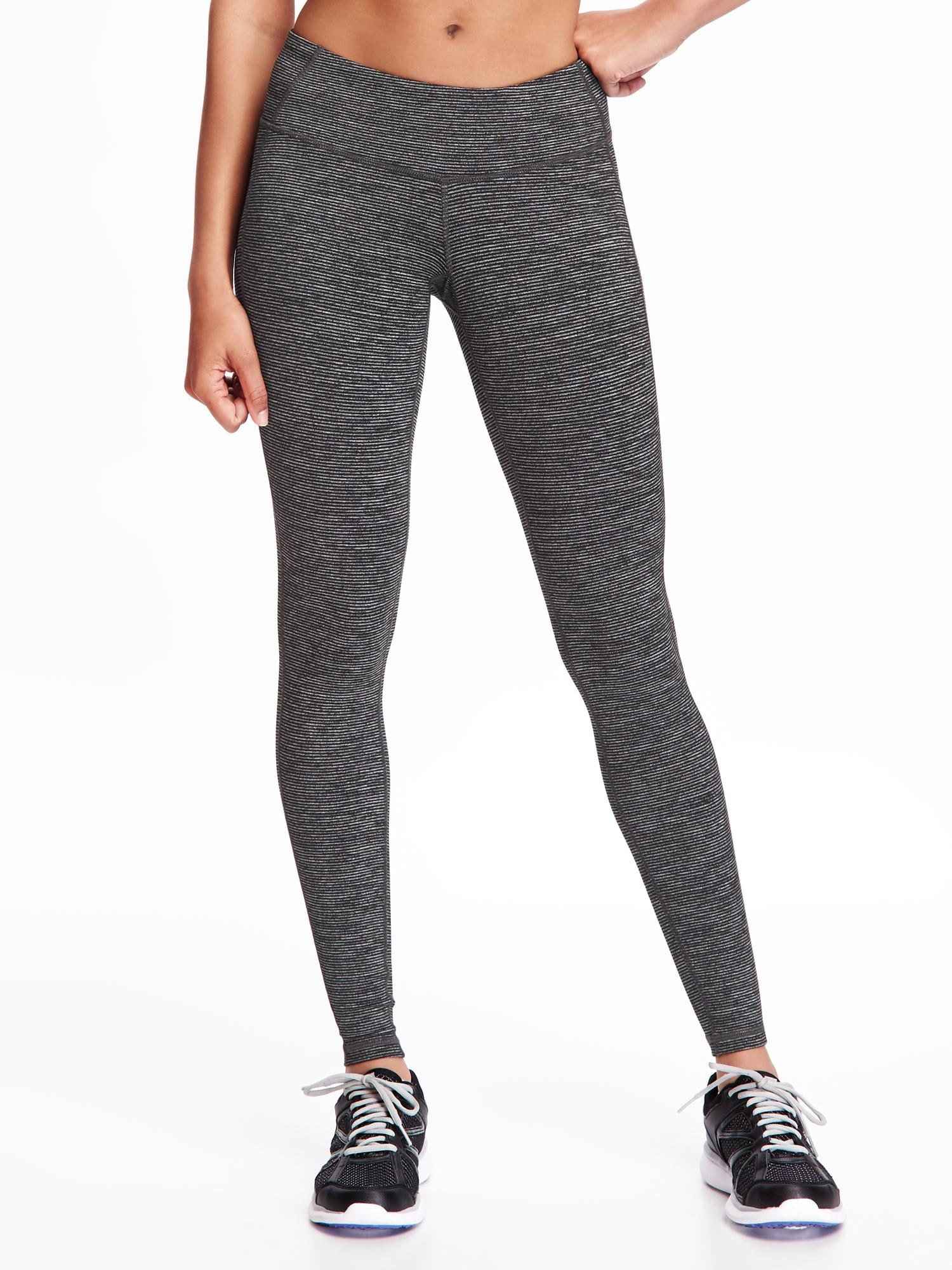 755acbfae91ad Mid-Rise Jersey Performance Leggings for Women | Old Navy