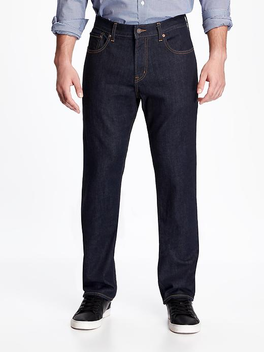 Athletic Built-In Flex Jeans For Men