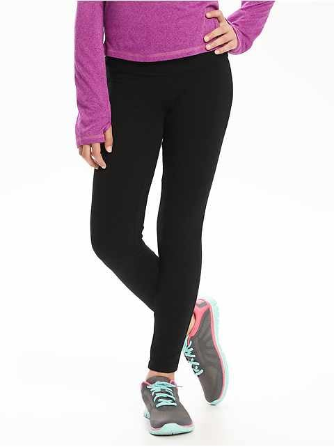 Yoga Leggings for Girls
