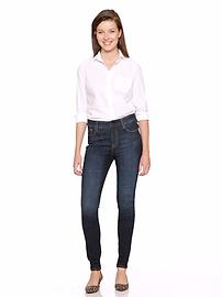 4ecced26a02 High-Rise Rockstar Built-In Sculpt Skinny Jeans for Women